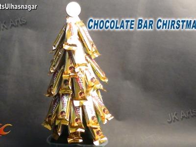DIY Easy Christmas Chocolate Tree |  How To Make | JK Arts 659