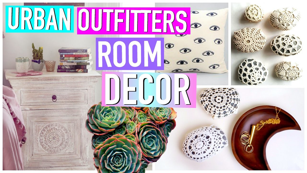DIY Room Decorations URBAN OUTFITTERS style!