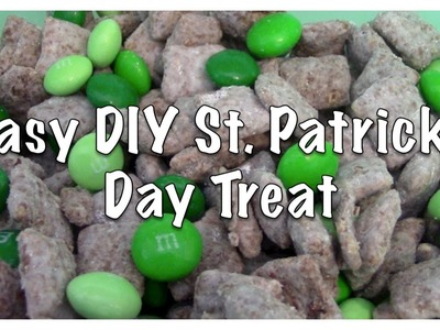 Easy DIY St. Patrick's Day Treat