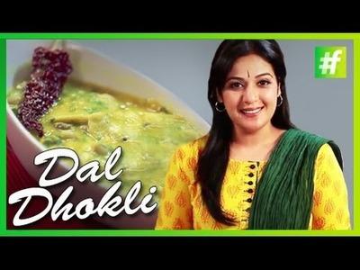 #fame food - How to Make Gujarati Style Dal Dhokli  - Meneka Arora