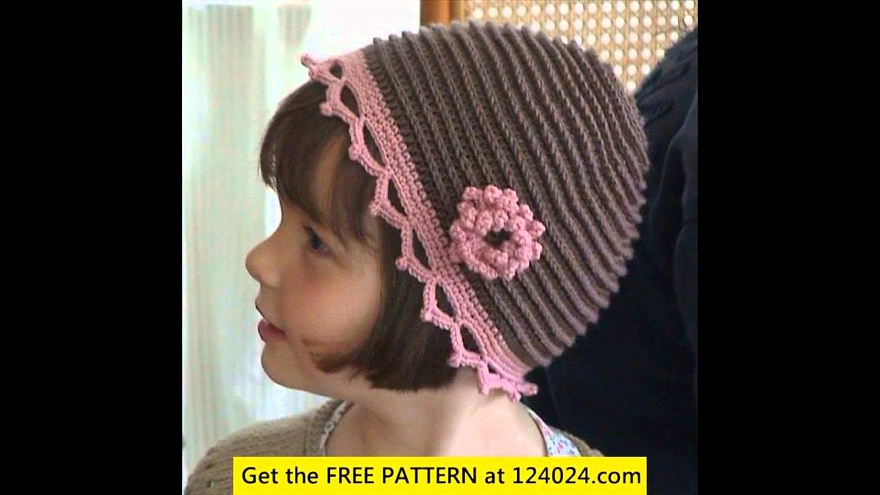 Free crochet baby hat and booties patterns
