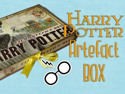 Harry Potter Artefacts Box - Review
