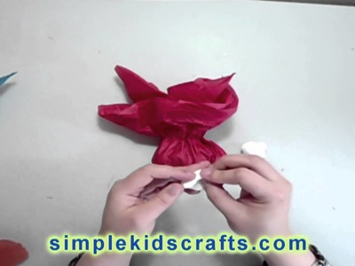 How to make a candy bag for kids to design - EP