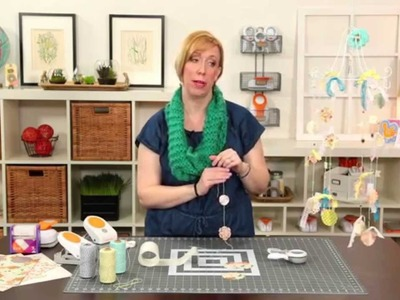 Make your own baby mobile  Craft Academy