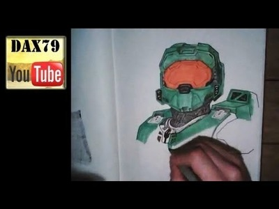 Master Chief (Time Lapse)