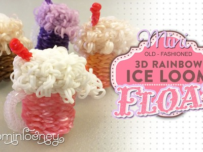 MINI Ice Loom Soda Floats: 3D Rainbow Ice Loom Series