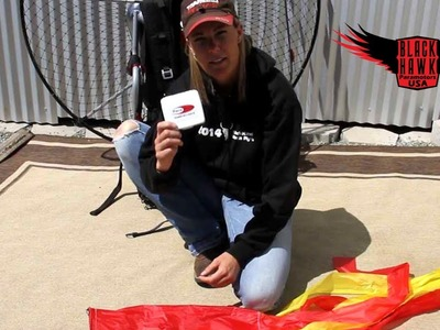 Paramotor Tips & Tricks: How to Repair a Hole in Your Paraglider or Paramotor Wing