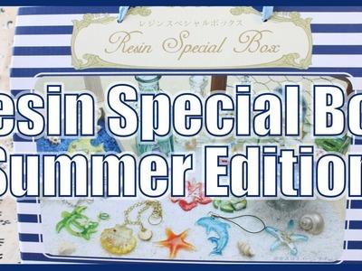 Resin Special Box Summer Edition