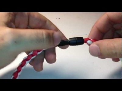 Rock Paracord - Round Braid Necklace Heat Shrink