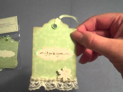 Smash Book, Altered Tags & Bookmarks
