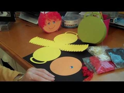 Ten Minutes to Make a Smilely Party Box