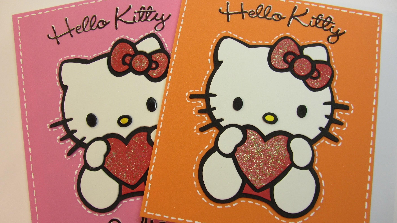 Tutorial: Foam Hello Kitty. Hello Kitty de goma eva, foami o fomi.