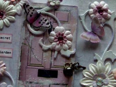 Vintage Spring Mini Book. Album - Part 3
