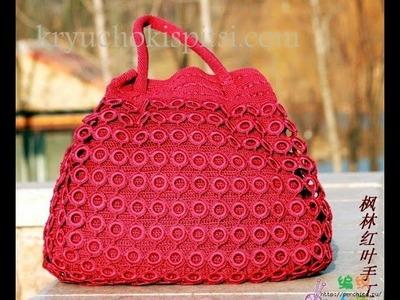 Crochet bag  free  crochet patterns  325