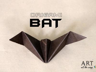 DIY : Origami Bat