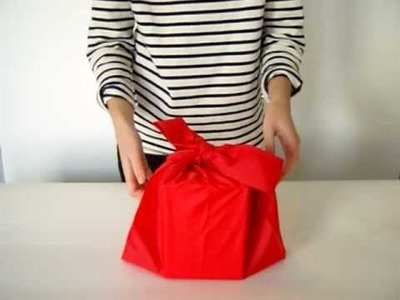 How to WRAP with a BAGGU 2008
