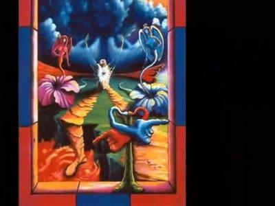 Psychedelic Surreal Art by Artist Vincent Monaco