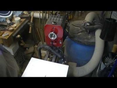 Vacuum system segment 1 of 3