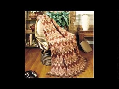Crochet Mary's Breaking Amish Afghan Pattern