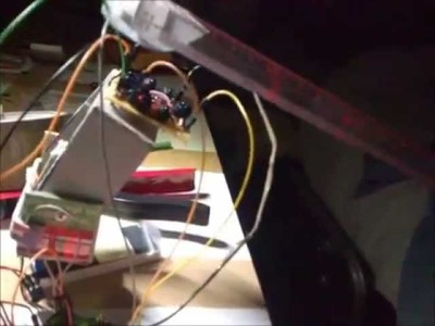 DIY: Home made IR detector, Very cheap! Arduino robot