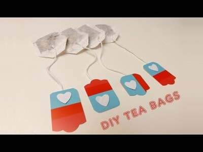 DIY: Sew Tea Bags