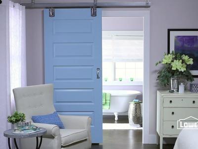 DIY Sliding Door Ideas