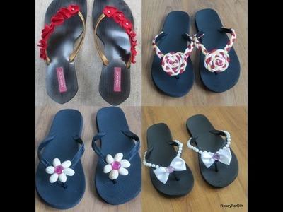 DIY-Summer Beach Flip-Flops