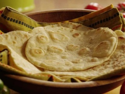 How to Make Mexican Inspired Tortillas