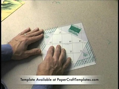 How to Recycle Old Calendars Into Cool Handmade Envelopes
