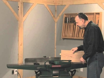 Jointing Boards for Dead-Flat Panel Glue-Ups