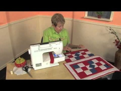 Let's Quilt #3: Wall Hanging Project (Part 2 of 3)