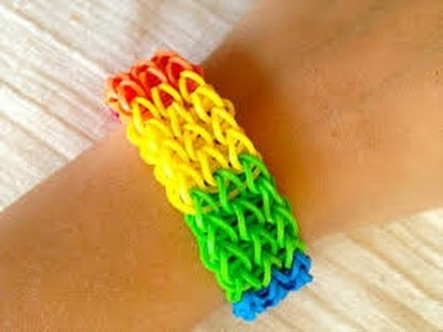 Loom Bands | Rainbow Loom | Tutorial, how to, dutch, loom bands HD DIY