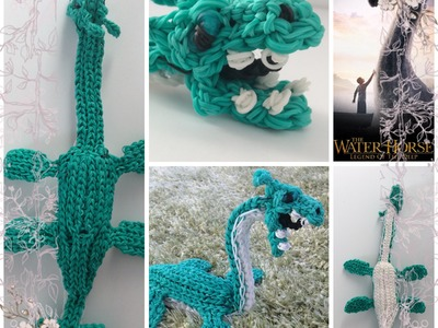 Rainbow Loom Loch Ness Monster Part 1 of 4