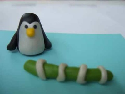 The Making of Artic Penguin