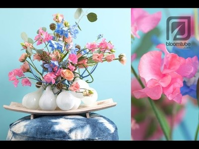 Bloomtube Floral Inspiration How to make DIY Summer Trend forecast