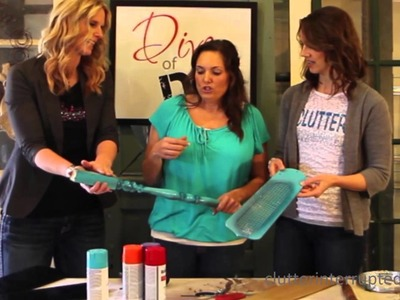 DIY Ceiling Fan Blade Dragonflies. Make these for your garden!