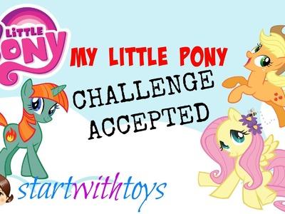 DIY Craft: My LIttle Pony Paint Challenge