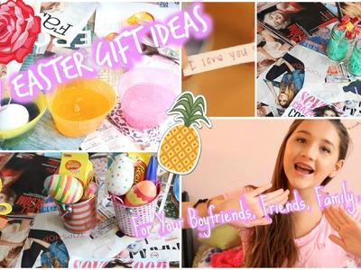 DIY Easter Gift Ideas