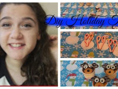 DIY Holiday Treats