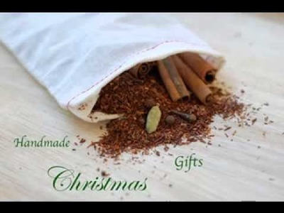 DIY Homemade christmas gift decorations ideas