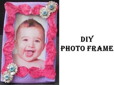 DIY - How to make a Photo Frame