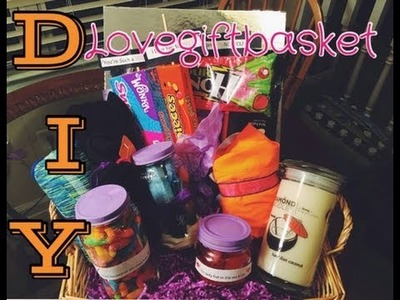 DIY:Love Giftbasket for Her or Him