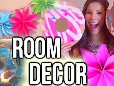 DIY Room Decor for Summer 2015!