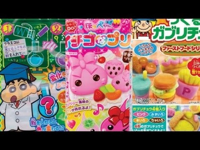 JAPANESE DIY CANDY KIT MARATHON #10