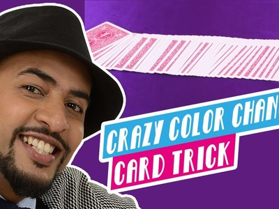 Mad Stuff With Rob - Card Magic Trick | April Fools' Day Special | DIY Pranks