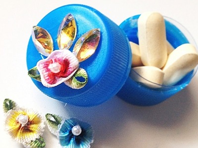 Make a Plastic Bottle Pill Case - DIY Home - Guidecentral