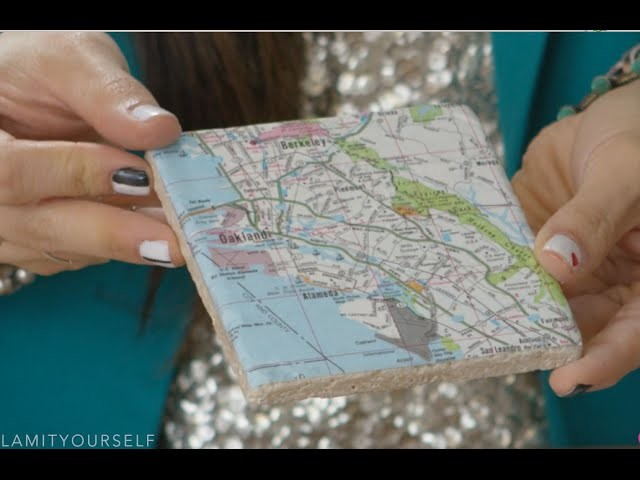 Make the Perfect DIY Gift | Glam It Yourself