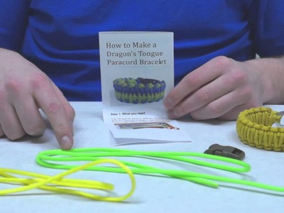 Paracord Planet DO-IT-YOURSELF (DIY) PARACORD KITS
