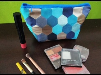 DIY : #93 Make Up Bag ♥