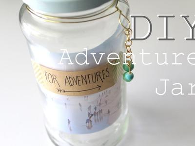 DIY Adventure Jar | xoStellaire ☆